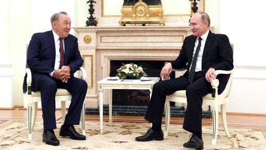 Н. Назарбаев пен В. Путиннің келіссөздері табысты болды