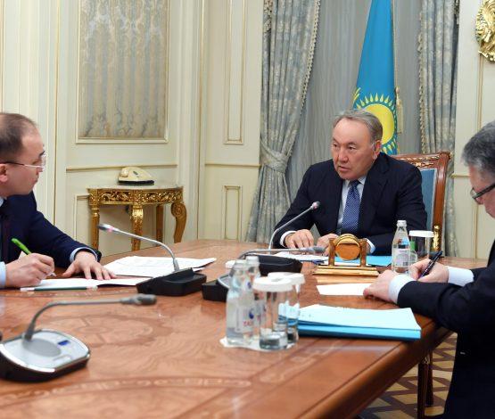 Н.Назарбаев: Парламент пен Үкіметтің қызметі мемлекеттік тілде жүргізілуге тиіс