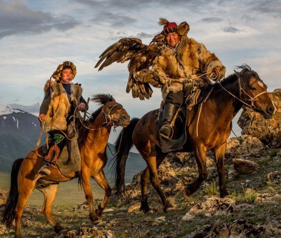Моңғолиядағы қазақтар: кеше, бүгін, ертең