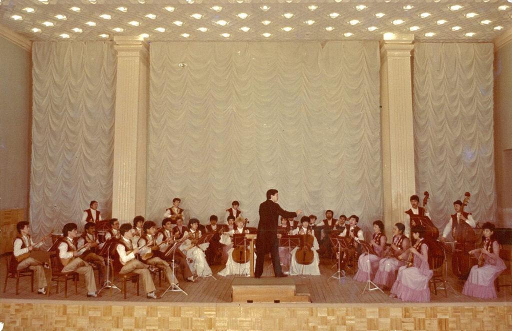Қарағанды концерттік бірлестігі қалай құрылды?