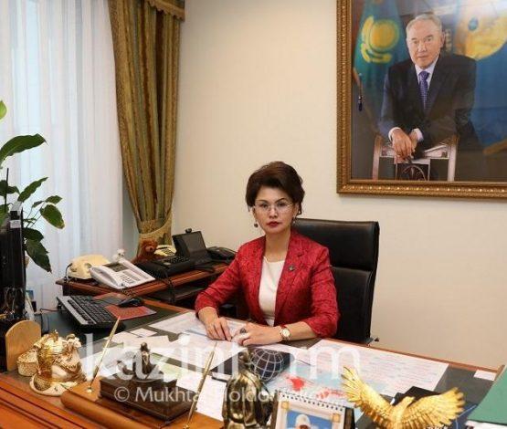"""Аида Балаева: """"Рухани Жаңғыру – бұл жеке жоба емес"""""""