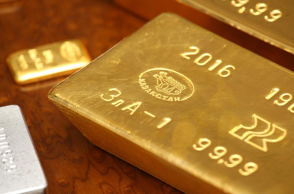 Қазақстандықтар 175 кг алтын сатып алған