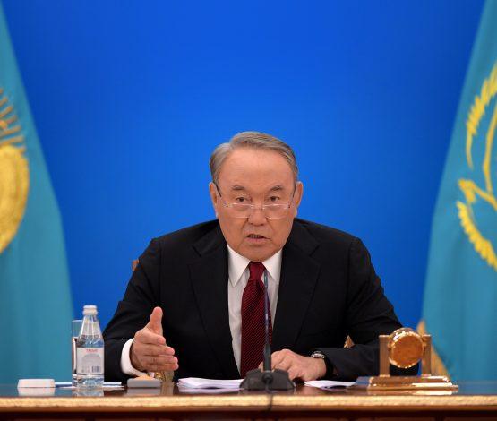 Президент Нұрсұлтан Назарбаевтың Қазақстан халқына жолдауы (толық видео)