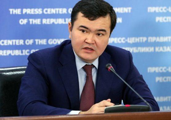 Жеңіс Қасымбек индустрия және инфрақұрылымдық даму министрі болып тағайындалды