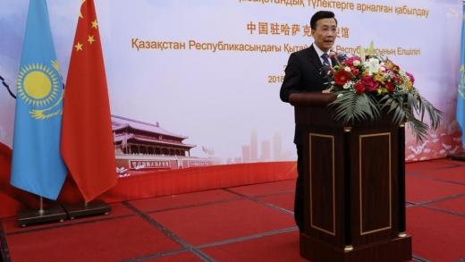 Чжан Сяо: Президент қытай тілін үйренуге кездейсоқ шақырған жоқ