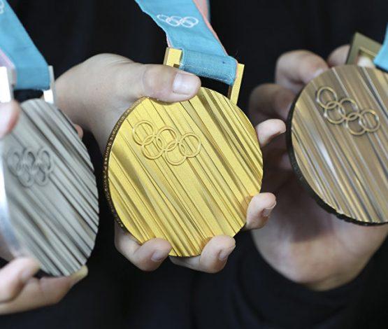 Қазақстандық спортшыға олимпиада медалі беріледі