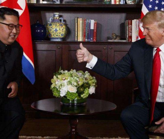 Трамп пен Ким тағы кездеседі