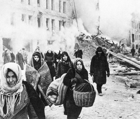 Германия екінші дүниежүзілік соғыс кезінде Ленинград қоршауын бастан өткергендерге қаржы бөлді