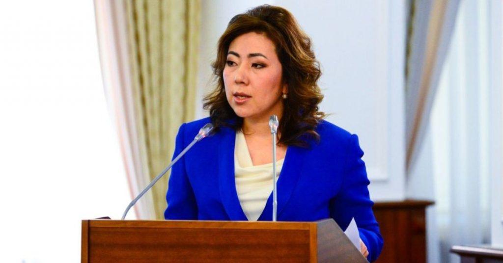 Әбілқасымова Ұлттық Банк төрағасының орынбасары қызметіне тағайындалды
