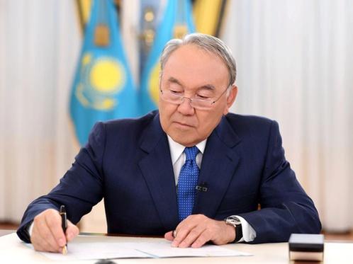 Қаралы отбасына президент Н.Назарбаев көңіл айтты