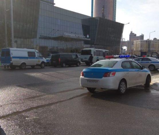 Астанада газ баллонын жармақ болған азамат жауапқа тартылды