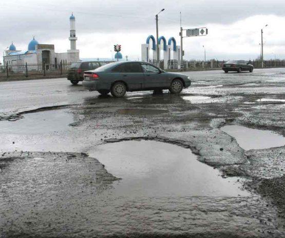 Қазақстанның жол сапасы әлемдік рейтингінде төмен тұр