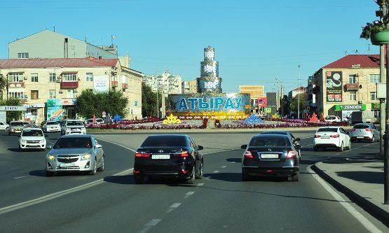 Атырау: Қаныш Сәтпаев көшесі Нұрсұлтан Назарбаев көшесі болып өзгереді