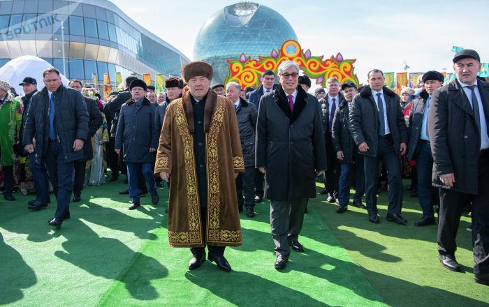 Елорда тұрғындары наурызды Астанада емес,  Нұр-Сұлтанда қарсы алды
