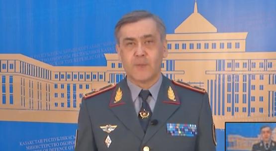 Тікұшақ апаты: Қорғаныс министрі Нұрлан Ермекбаев не дейді (видео)