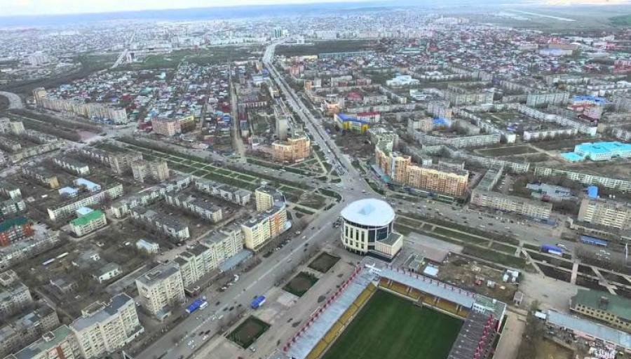 Ақтөбе: Әбілқайыр хан даңғылының жартысы Назарбаевтың атына берілді