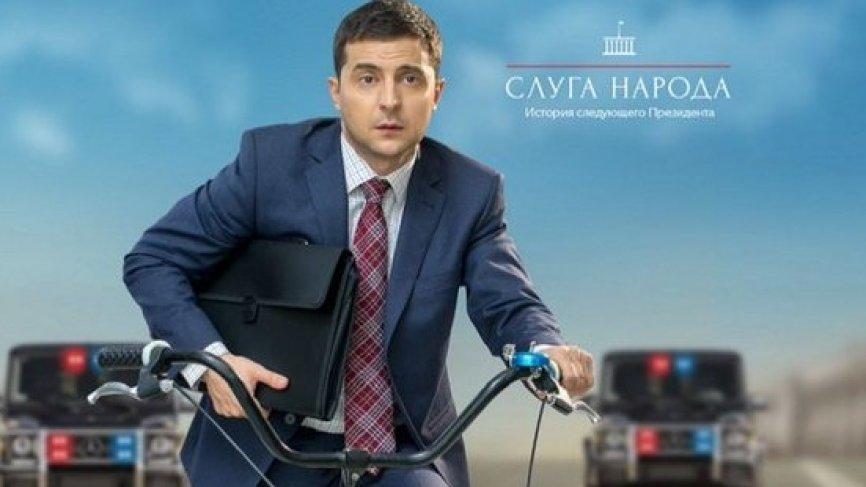 Украинадағы президенттік сайлау алдындағы сауалнамаларда шоумен Зеленский көш бастады