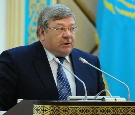 Иоган Меркель: Астана атауын өзгерту конституцияға қайшы емес