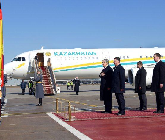 Ресейдің шетел президенттерін күтіп алу тәртібі қандай?
