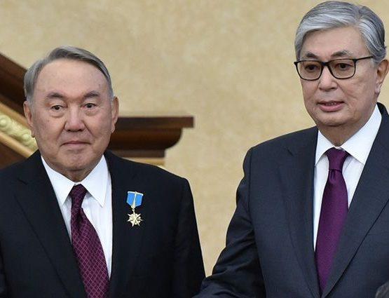 Назарбаев реформа жасау міндетін Тоқаевқа беріп отыр