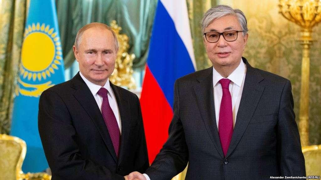 Тоқаев пен Путиннің бірлескен мәлімдемесі
