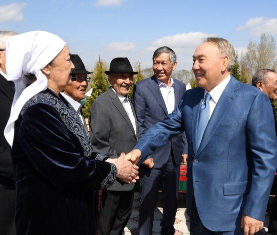 Назарбаев: Қасым-Жомарт Тоқаев үмітімді ақтайды деп сенем