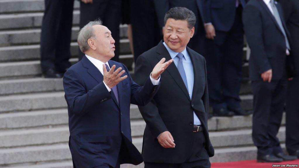Қазақстан мен Қытай арасындағы несие келісіміне былтыр Н.Назарбаев пен Си Цзиньпин қол қойған