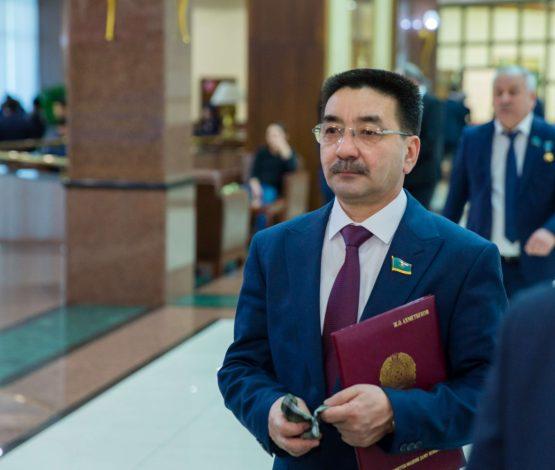 Жамбыл Ахметбеков тағы президенттік сайлауға түседі