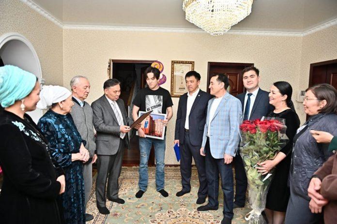 фото: Бауыржан Бабажанұлының парақшасынан алынды