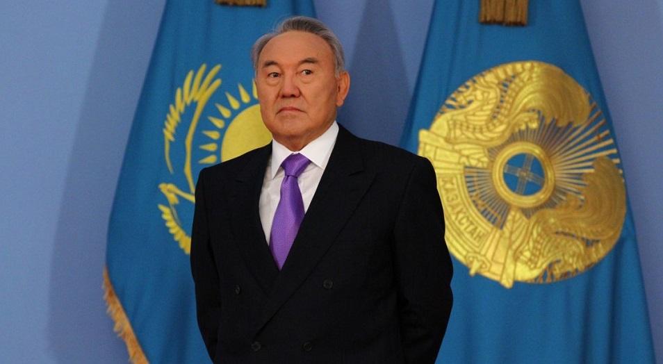 Назарбаев: Қазақстанда жұмыссыздық жоқ