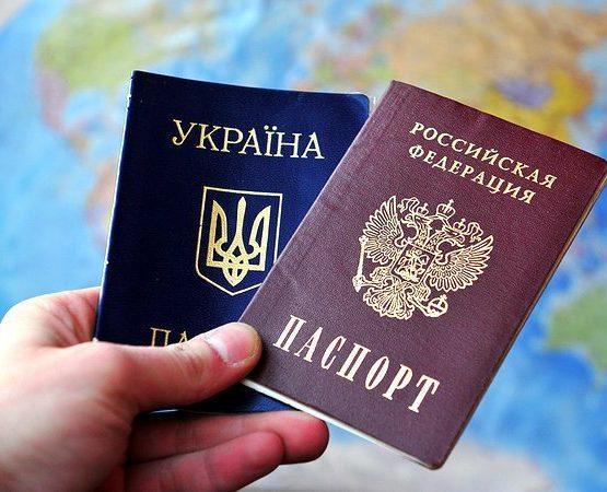 Путин украиналықтарға Ресей азаматтығын беру туралы жарлыққа қол қойды