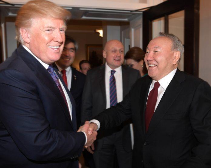Фото: Қазастан президентінің баспасөз қызметінен
