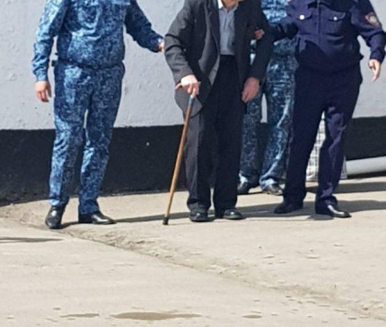 Қостанайда 94 жастағы соғыс ардагері түрмеден шықты