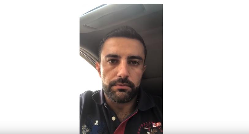 Теңіздегі қақтығыс: ливия азаматы Eli Daoud қазақ халқынан кешірім сұрады (видео)