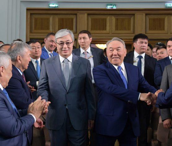 Назарбаевтың Қазақстанды 30 жыл басқарғанын Алматыда атап өтті