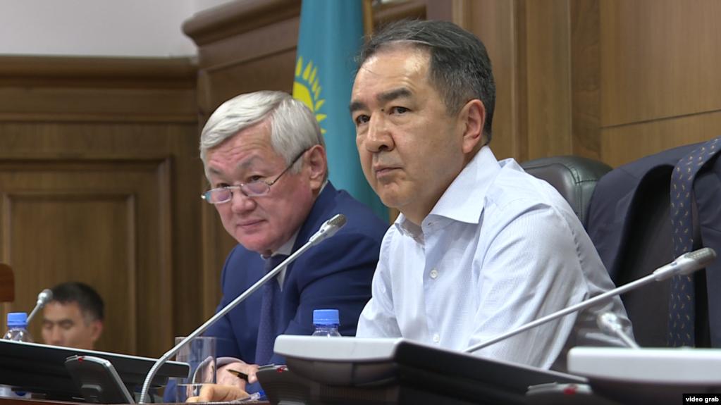 """Бақытжан Сағынтаев: Шешімі табылмайтын мәселе болса, """"табылмайды"""" деп айтамыз"""