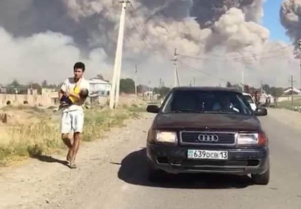 Арыстағы жарылыс: Астана күні тойланбасын!