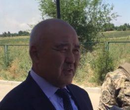 Өмірзақ Шөкеев: Арыстағы жарылыстан бір адам қаза тапты, 31 адам ауруханаға түсті