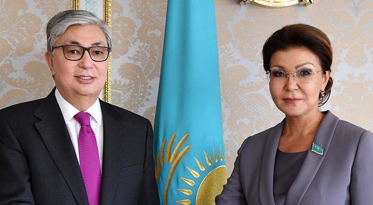 Қасым-Жомарт Тоқаев пен Дариға Назарбаева не жайлы сөйлесті?