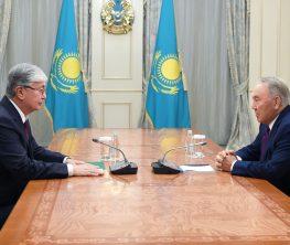 Назарбаев Тоқаевтың жұмысына баға берді