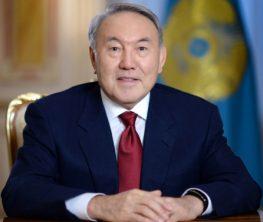 Тараздың орталық алаңынНұрсұлтан Назарбаевтың атына өзгертті