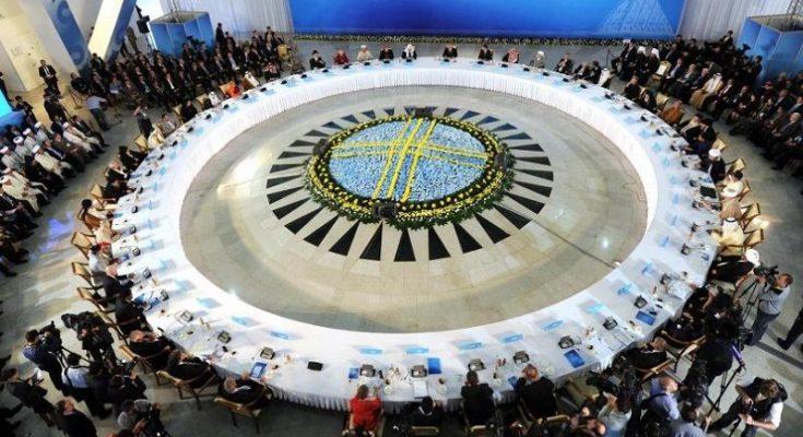 Дариға Назарбаева Әлемдік және дәстүрлі діндер көшбасшылары Съезінің отырысын өткізеді