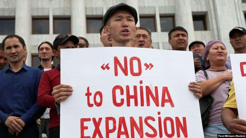 Қазақстандағы Қытай жобаларына қарсы шыққан 10 адам қамауға алынды