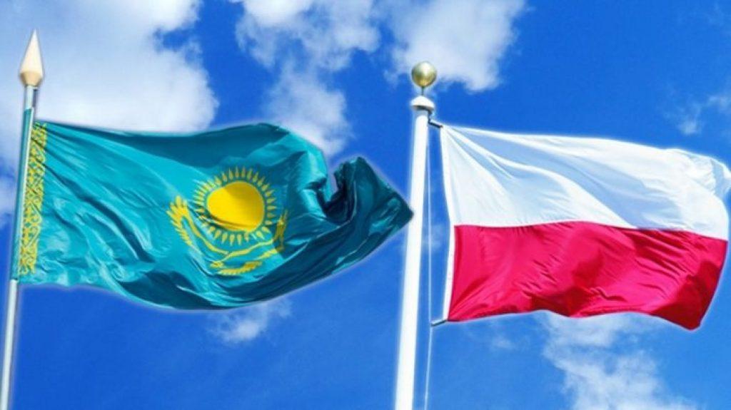 Қазақстан мен Польшаның тауар айналымы 1,2 млрд долларды құрады