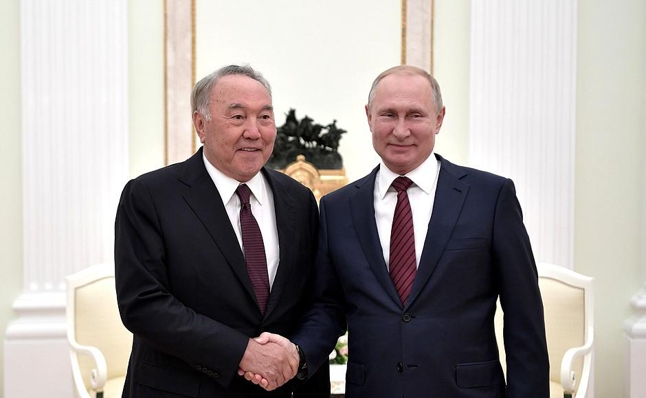 Назарбаев: Мұрагерлеріме өзім бастаған істі жалғастыруға көмектесем