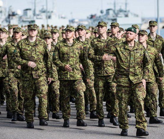 Эстония: орыстілді солдаттар эстон тілін білуге міндетті