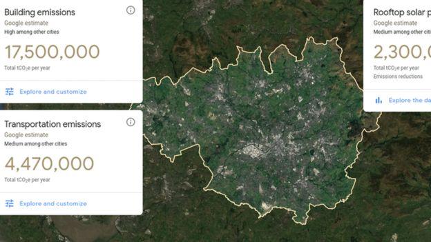 Google қаланың ластануын өлшейтін құрылғы ұсынды