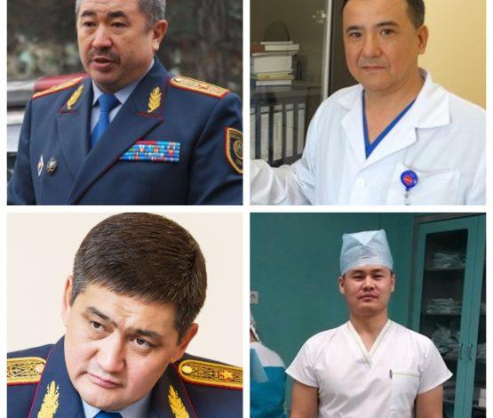 Дәрігерлердің тұтқындалуына Серік Күдебаевтың қатысы жоқ – министр