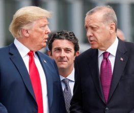 Трамп Ердоғанды көндірді