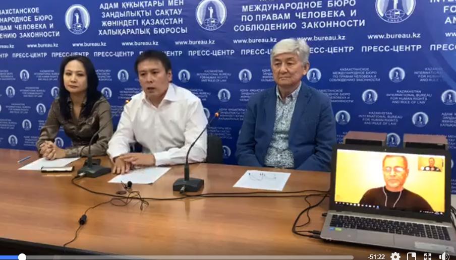 Жанболат Мамай Қазақстанның демократиялық партиясын құратынын мәлімдеді